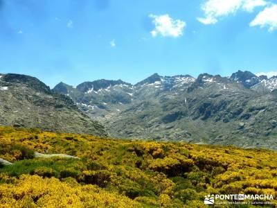 El Morezón - Sierra de Gredos; nacimiento del rio cuervo;profesionalidad